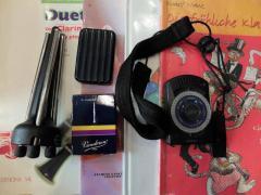 Schülerklarinette Yamaha 34II + Accessoires a Bicher