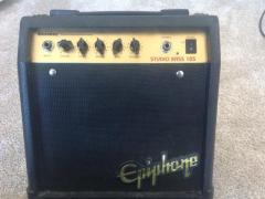Vend ampli bass Epiphone Studio Bass 10s