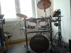 2 Box drumit five mk2 (drum-tec diabolo)