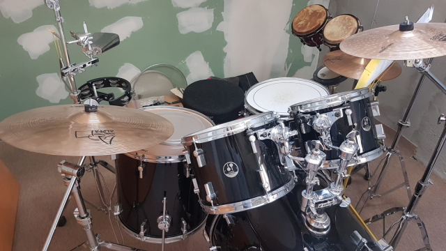 SONOR FORCE 3007 Stage 3 - Piano Black