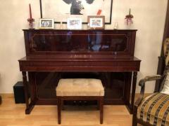 A vendre PIANO SCHIMMEL de 1988
