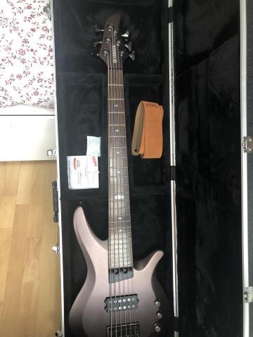 Yamaha RBX JM2 6 String John Myung Signature Bass