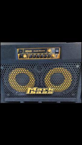 Markbass Bass Combo CMD 102P