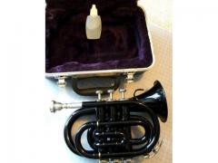 Trompette de Poche POCKET TRUMPET Bb