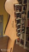 Fender Strat Mex. + Sangle + Housse