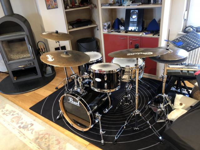 Pearl Jazz st VML limited edition