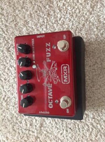 plusieurs effet pedale guitare à vendre (2)